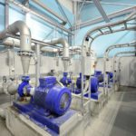 4 large Properly Functioning Pumps