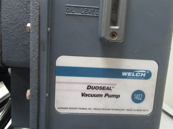 Welch duoseal 3